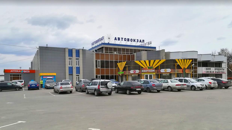 Главный автовокзал в Пензе