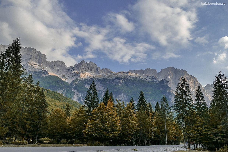 Национальный парк Тет в Албании