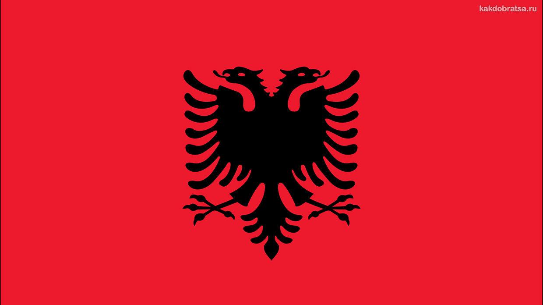 Маршрут путешествия по Албании