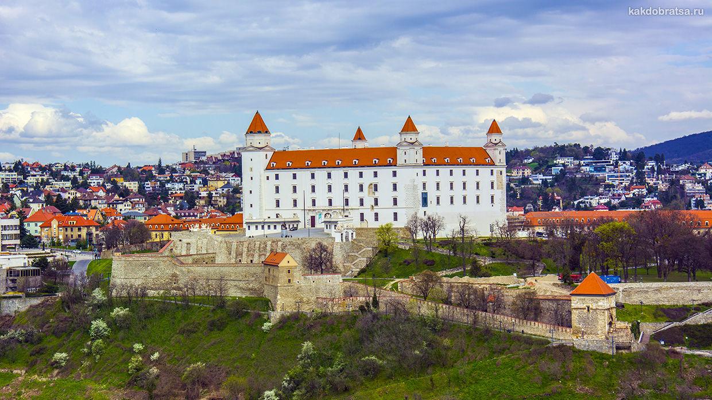 Как добраться из Будапешта в Братиславу