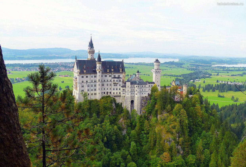 Нойшванштайн экскурсия из Мюнхена и Праги