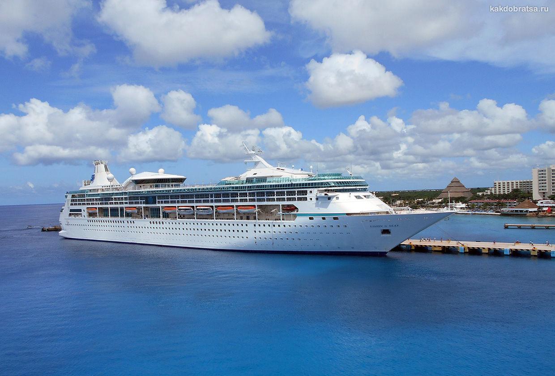 Круиз по Карибскому морю с Панамой и Колумбией