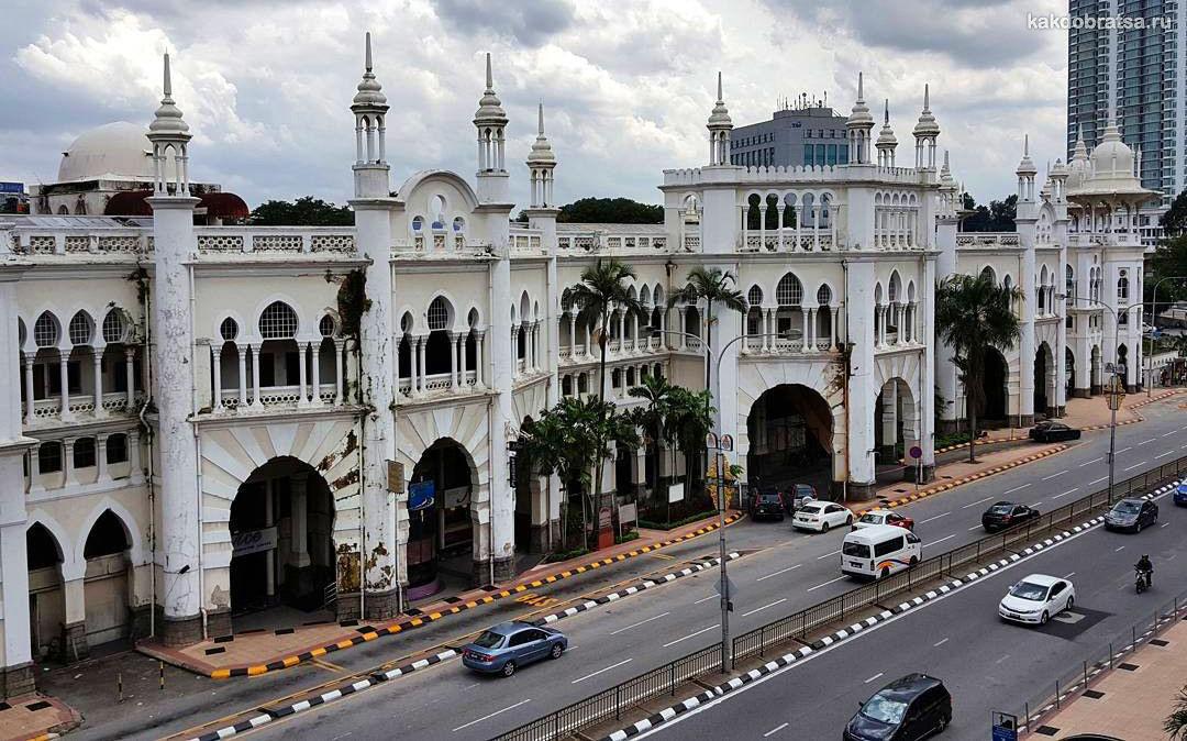 Автовокзал КТМ в Куала-Лумпур