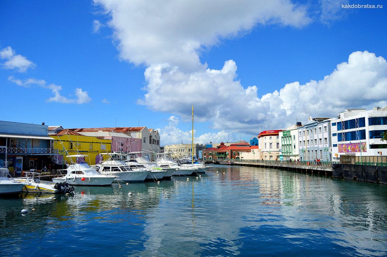 Круиз из Лиссабона в Майами по карибам