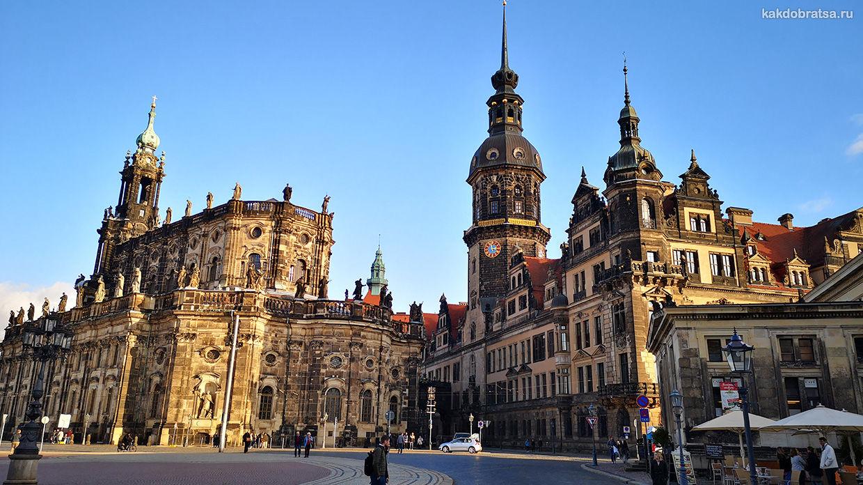Как добраться из Берлина в Дрезден