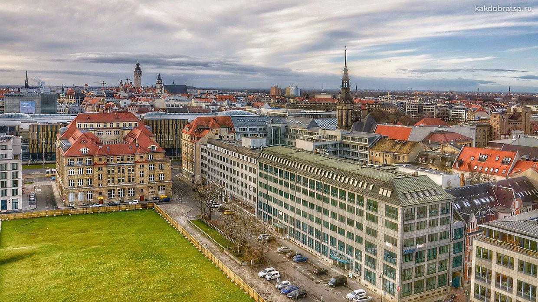 Берлин Лейпциг как добраться на поезде, авто и автобусе