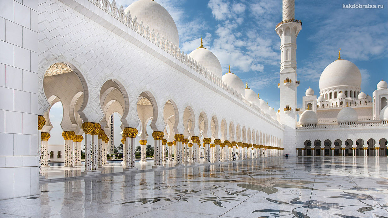Как добраться из Дубая в Абу-Даби