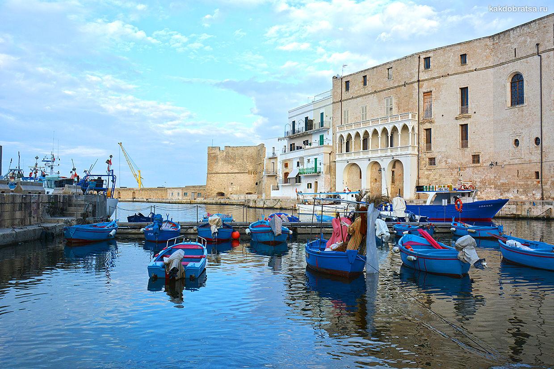 Бари интересные места на юге в Италии