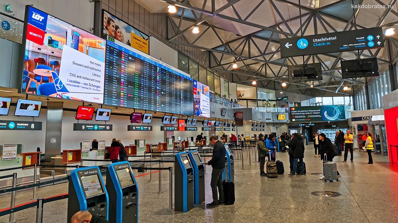 Аэропорт Будапешта имени Ференца Листа как добраться