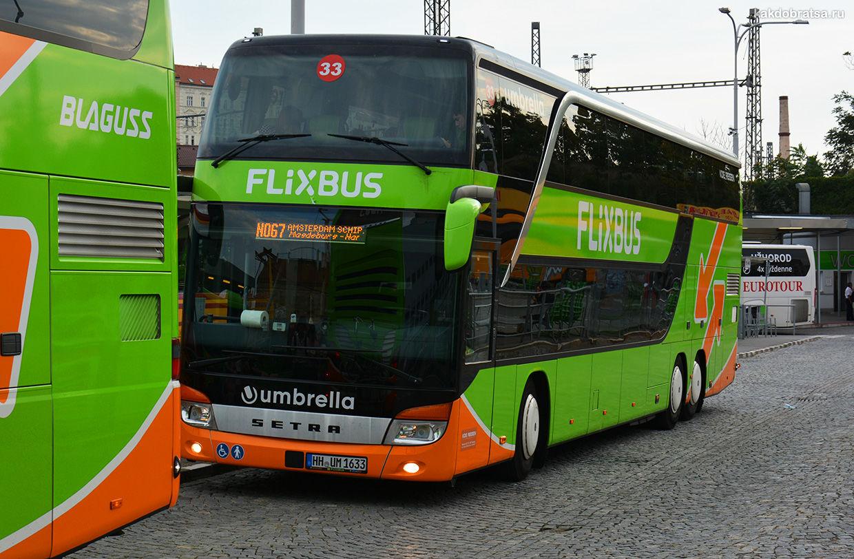 Автобус из Будапешта в Белград