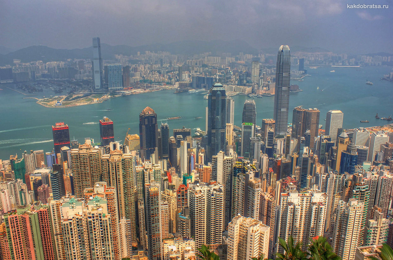 Морской круиз из Дубая в Гонконг