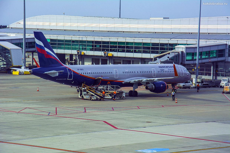 Авиабилеты из Москвы в Прагу
