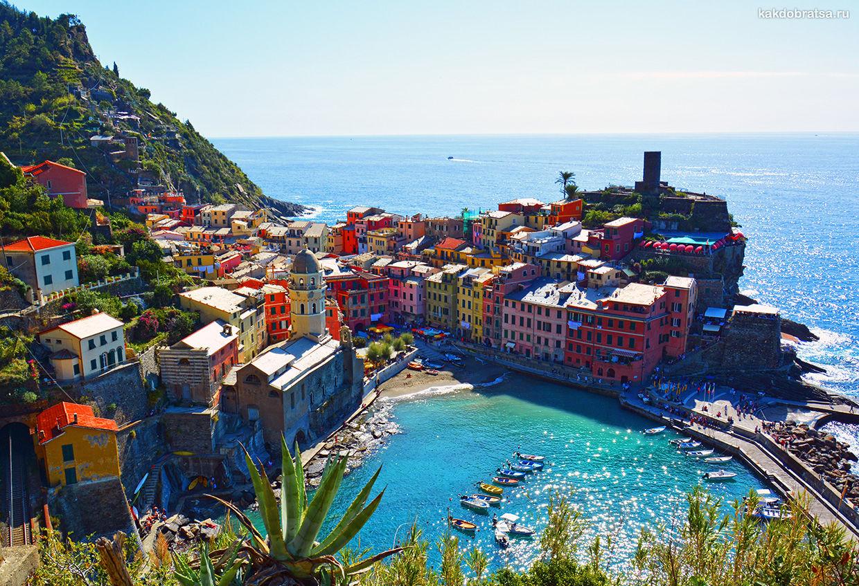 Генуя маршрут поездки