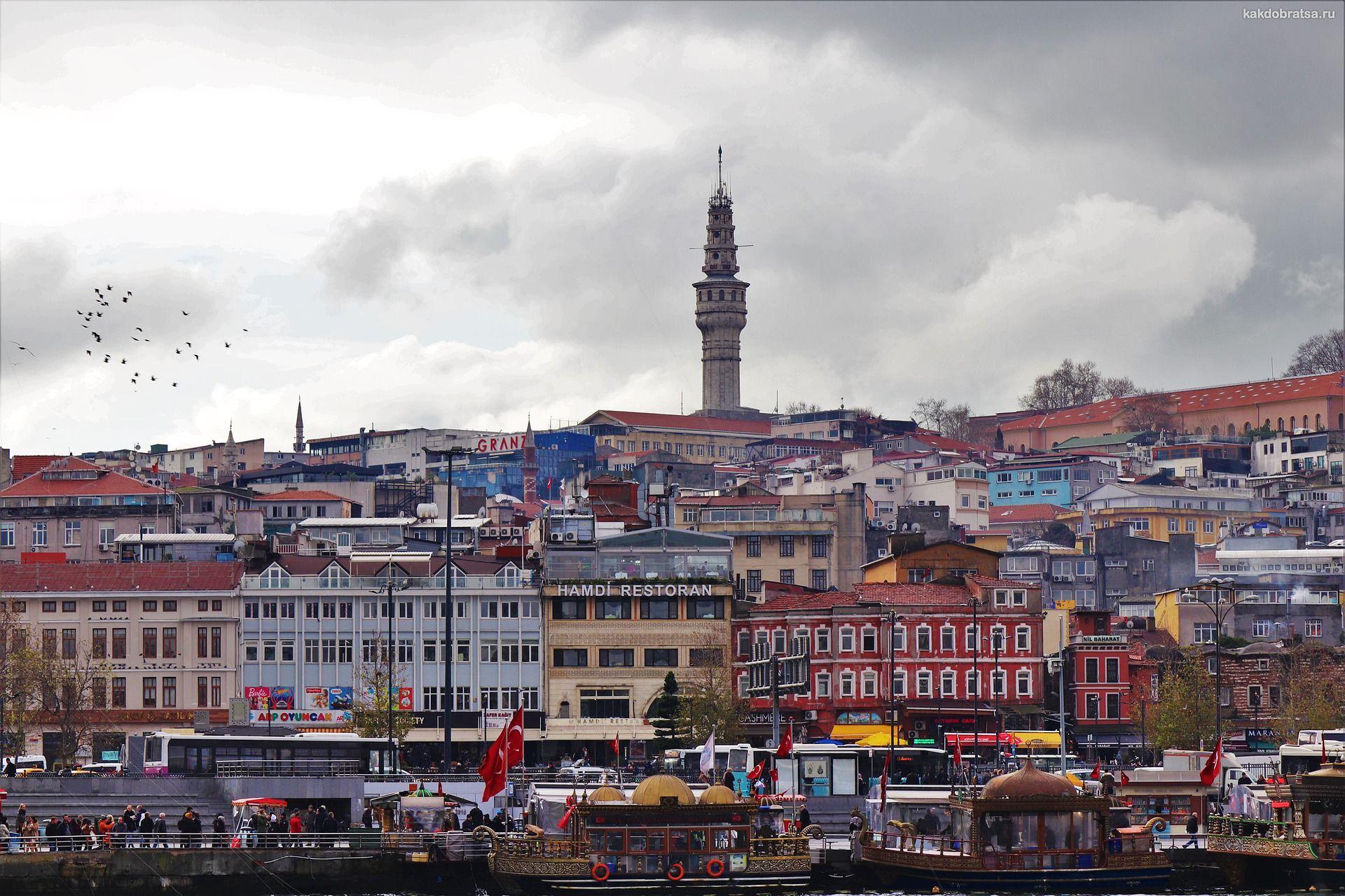 Стамбул куда полететь недорого из Москвы