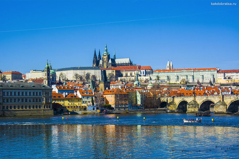 Тур из Москвы в Прагу