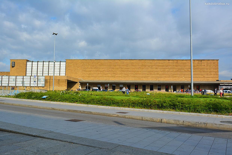 ЖД вокзал Флоренция Санта Мария Новелла