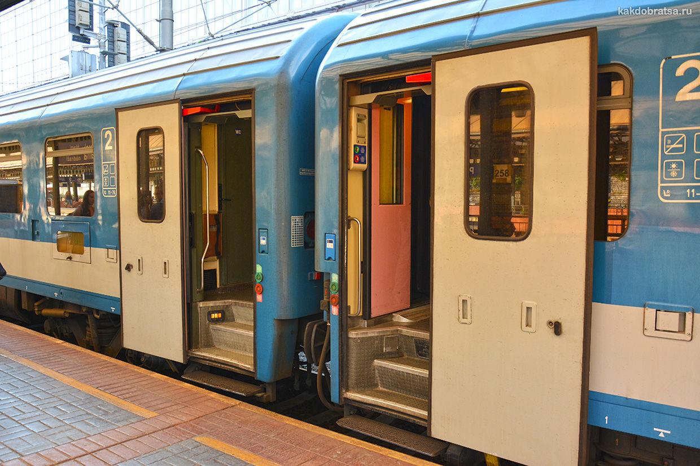 Поезд москва прага фото