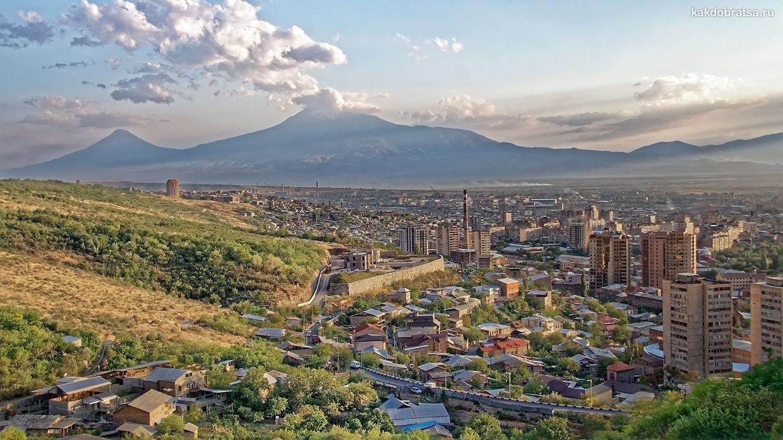 Как добраться из Гюмри в Ереван