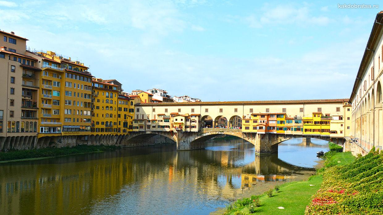 Как добраться из Милана во Флоренцию на автобусе, поезде и авто