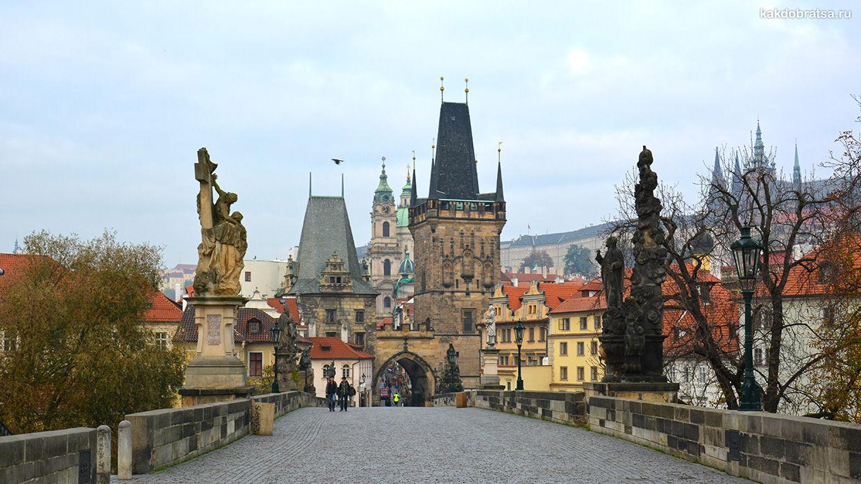 Как добраться из Москвы до Праги на поезде, автобусе, самолете и авто