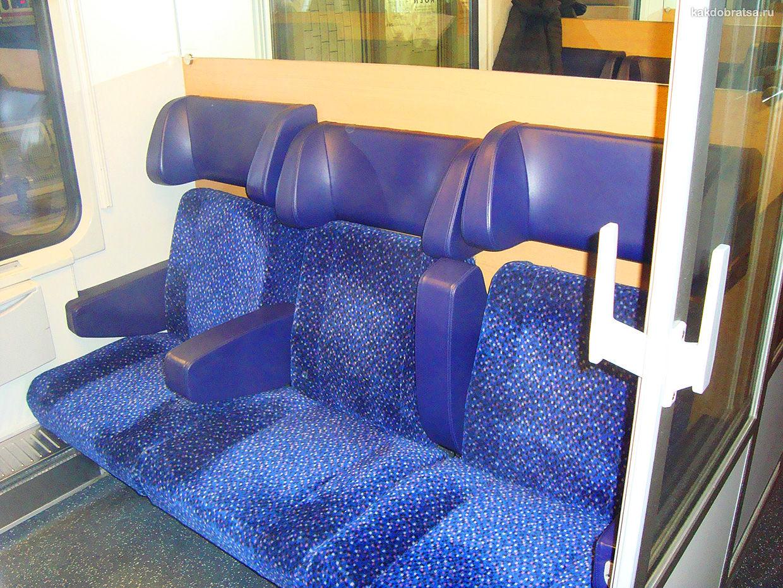 Поезд из Варшавы в Вену