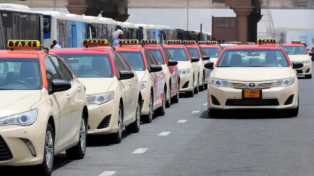 Такси в Дубае стоимость, приложения и как пользоваться