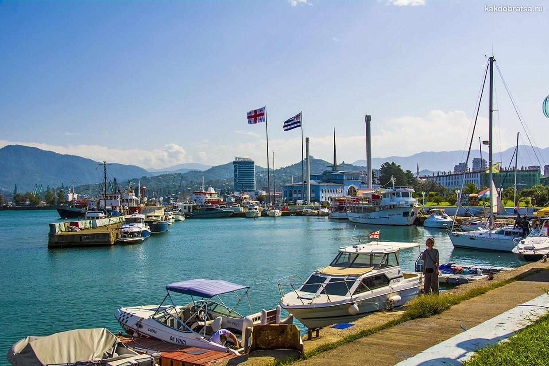 Батуми курорт на Черном море
