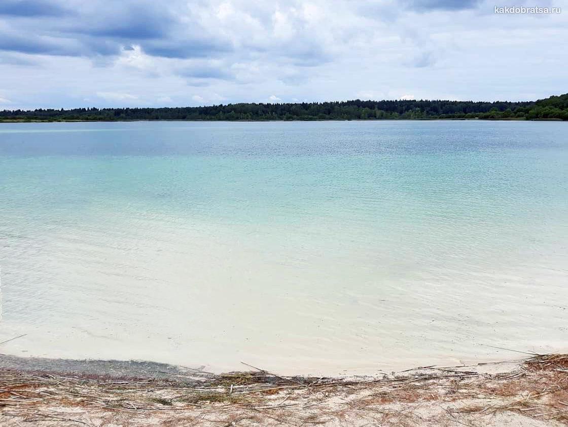 Озеро Донцо Питерские Мальдивы где находятся и как добраться