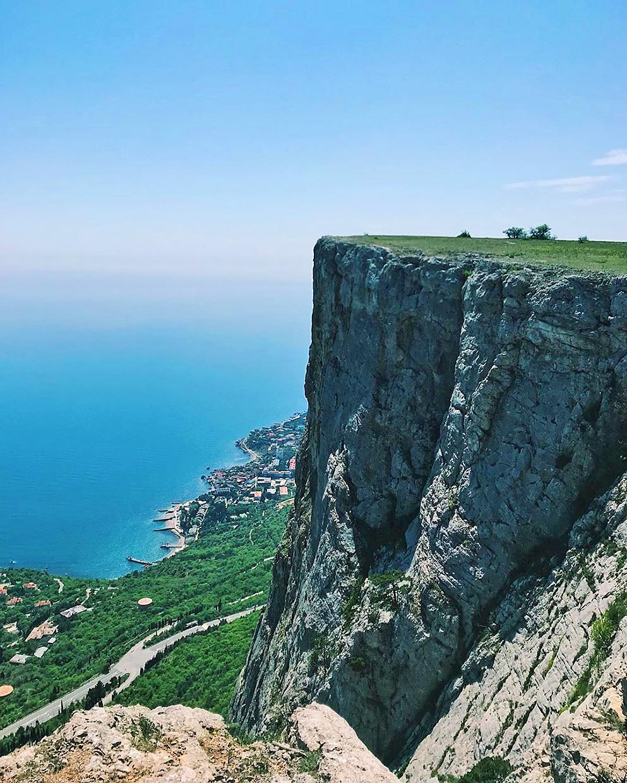 Форосский кант скала в Крыму как добраться где находится