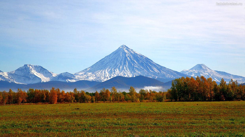 Маршрут на 12 дней с охватом основных красот Камчатки