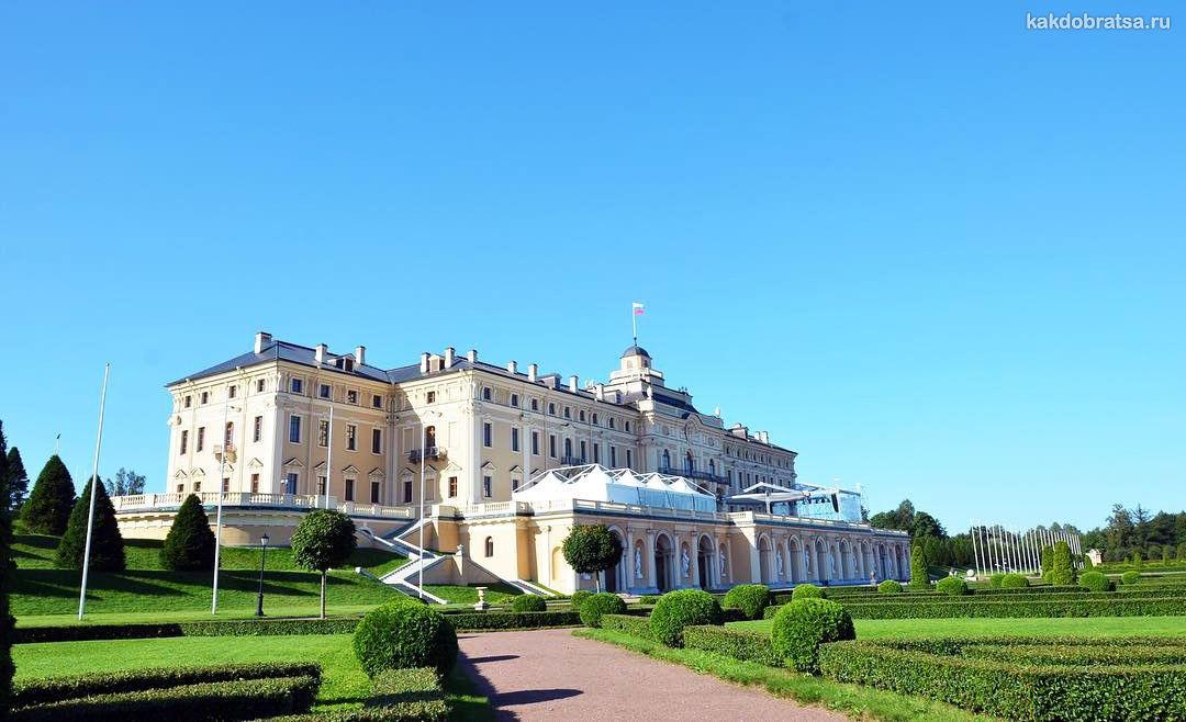 Стрельна и Константиновский дворец купить экскурсию из Питера