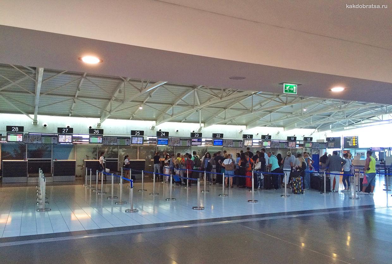 Аэропорт Ларнака как добраться