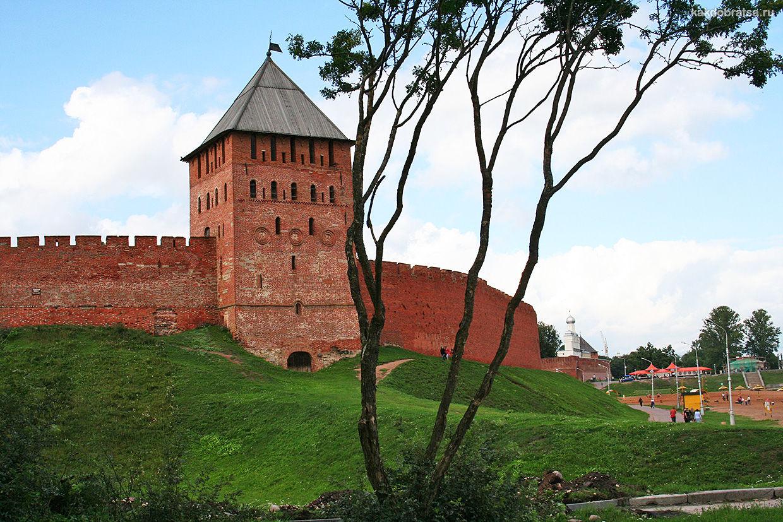 Поездка из Санкт-Петербурга в Великий Новгород