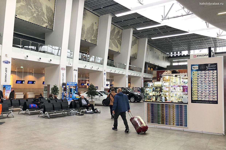 Пермь Большое Савино аэропорт Новый терминал