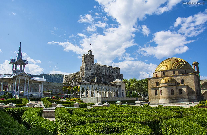 Крепость Рабат в Грузии как добраться