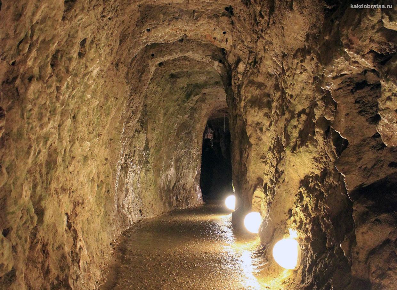 Саблинские пещеры около Санкт-Петербурга где находятся
