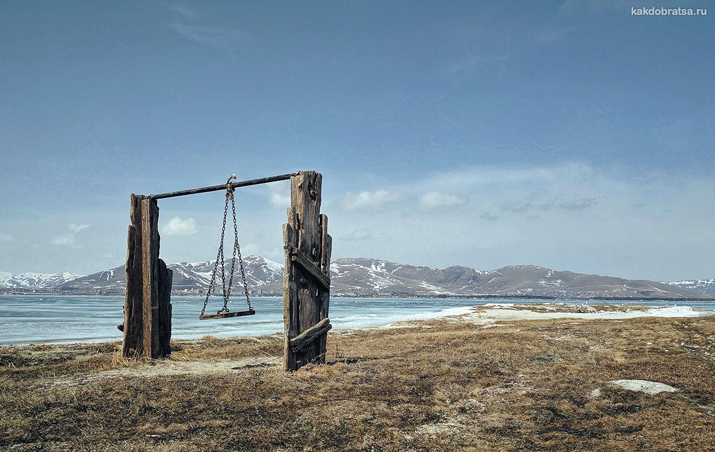 Озеро Севан главная достопримечательность Армении