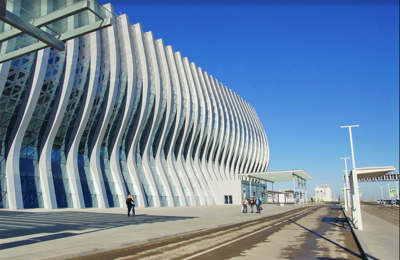 Аэропорт Симферополь где находится и адрес в Крыму