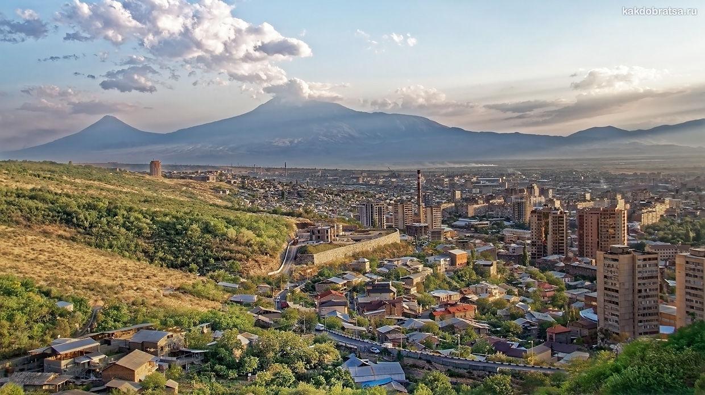 Как добраться из Тбилиси в Ереван