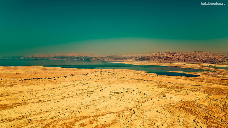 Маршрут самостоятельного путешествия Израиль Иордания