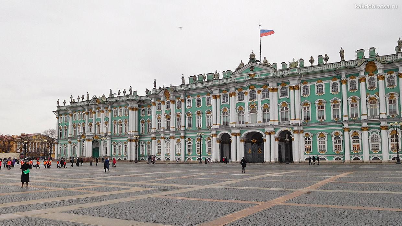 Куда съездить из Санкт-Петербурга на 1 день