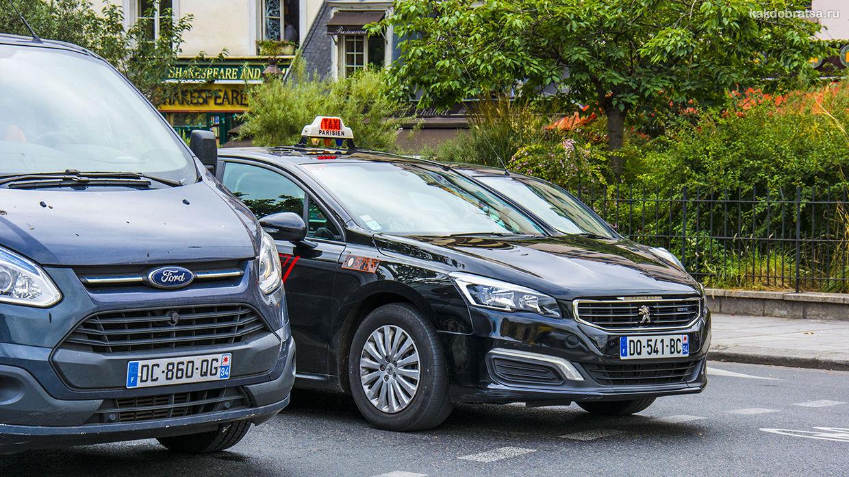 Такси в Париже: стоимость, из аэропорта, приложения