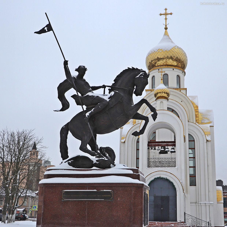 Русский город Иваново