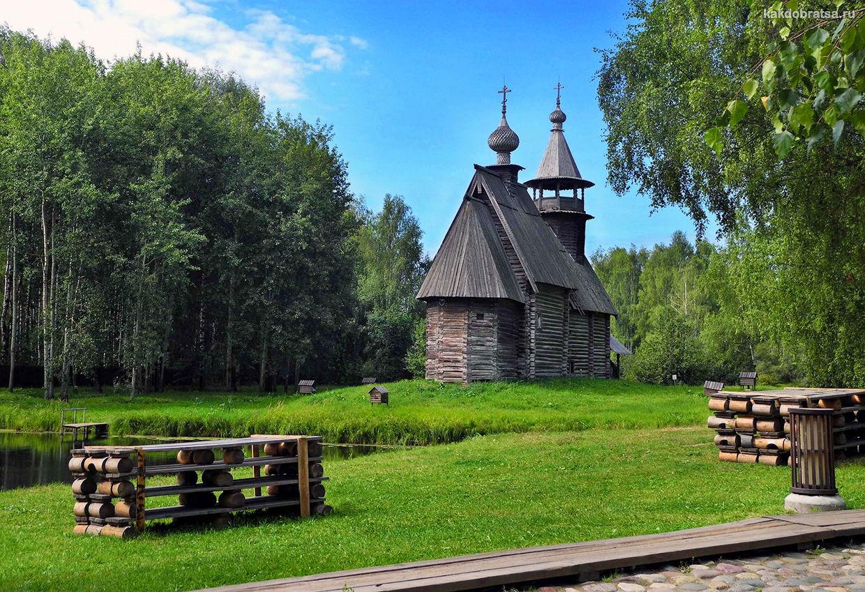Древний город Кострома