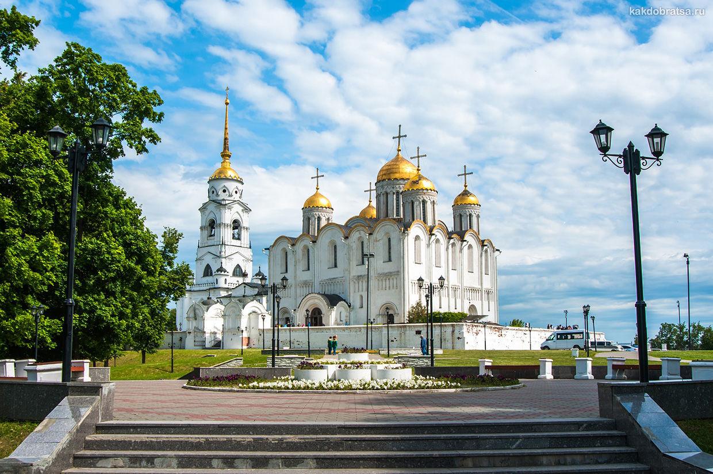 Город на Золотом кольце Владимир
