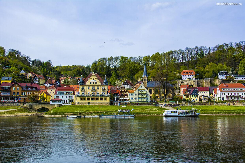 Экскурсия Чешская и Саксонская Швейцария
