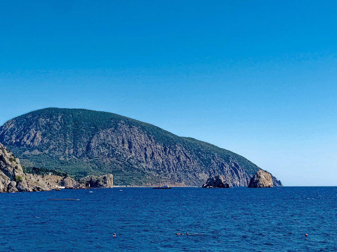 Гурзуф морской отдых в Крыму