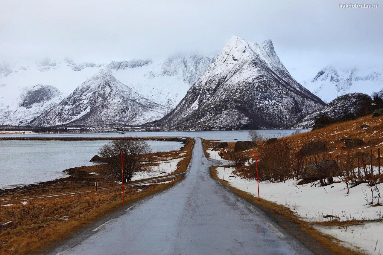 Дороги в Норвегии