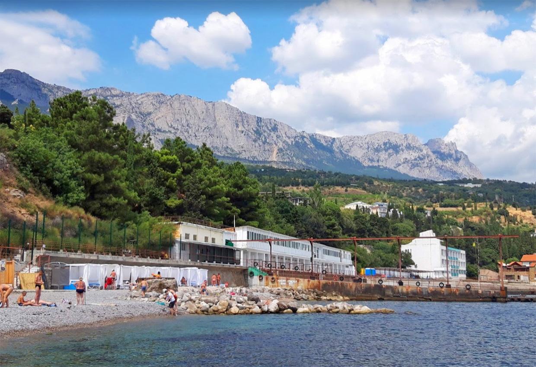 Симеиз тихий городок в Крыму для отпуска