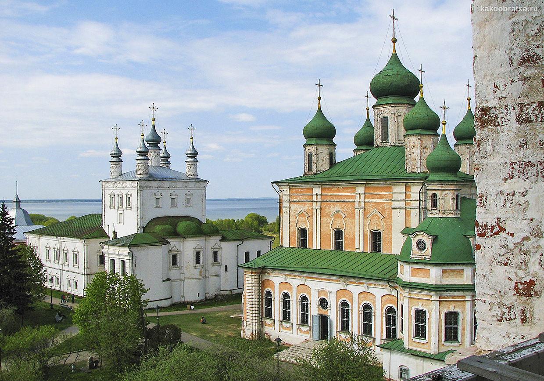 Город на Золотом кольце Переславль-Залесский